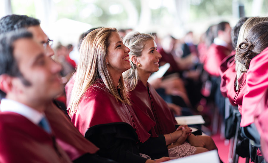 Graduación del Executive MBA 2017 | Madrid | IESE Business School