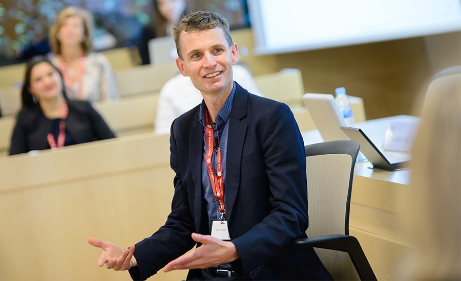 Rasmus Hougaard | IESE Business School