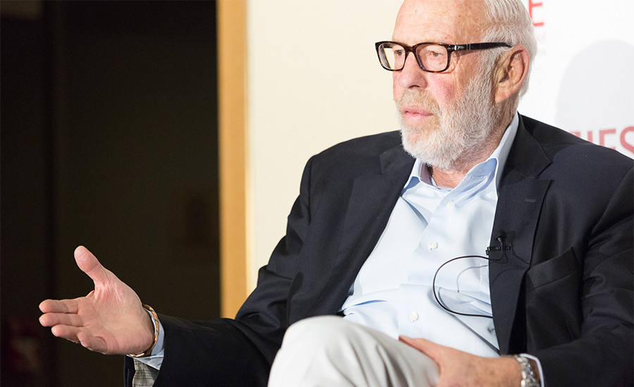 James Simons | New York campus | IESE Business School