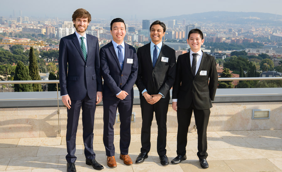 IESE-Roland Berger International MBA Case Competition 2017 | IESE Business School