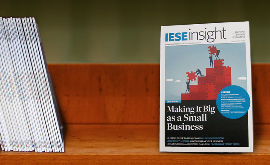 IESE Insight