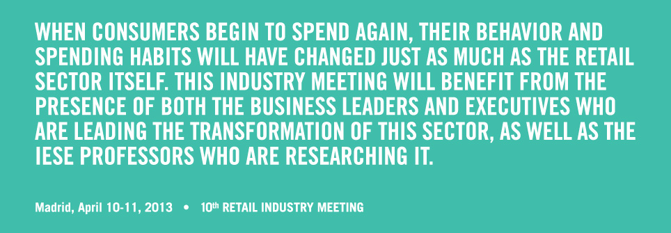 10th Retail Industry Meeting