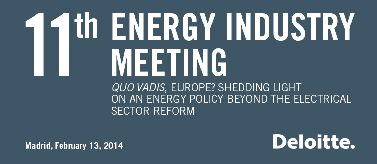 11th Energy Industry Meeting - IESE Business School