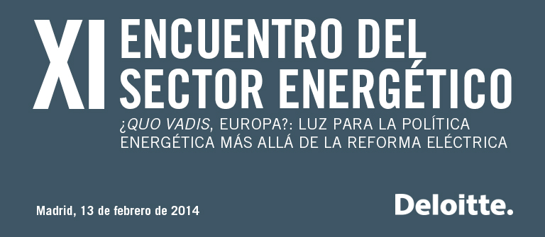 XI Encuentro del Sector Energético - IESE Business School
