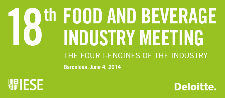 18th Food & Beverage Industry Meeting - IESE Business School