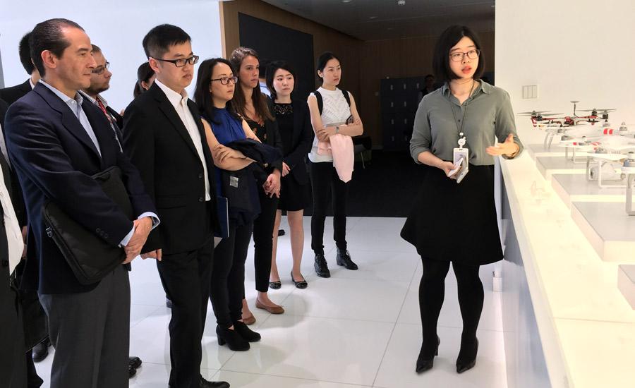 Around the Chinese Business World in 5 Days