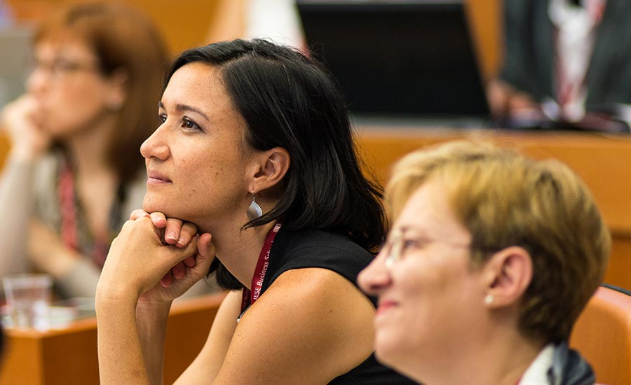 Objective: More Women in Senior Management
