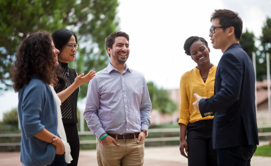 Meet the IESE PhDs