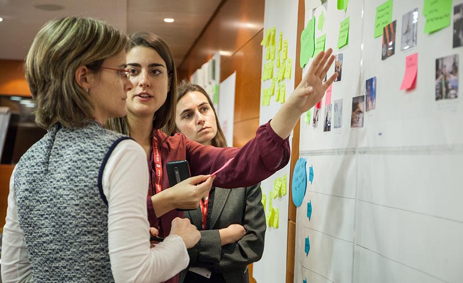 Putting Design Thinking To Work In Banking