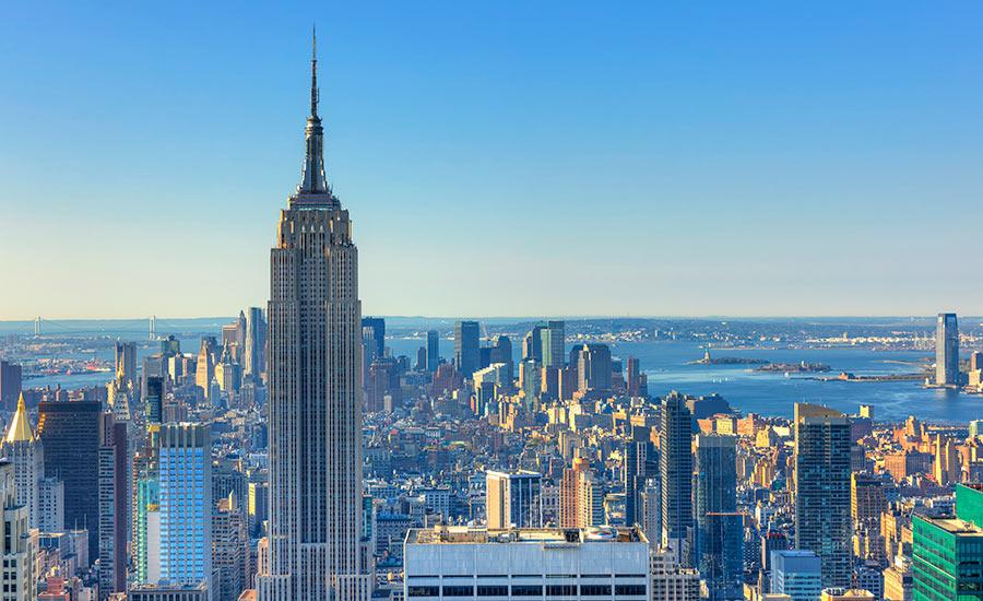 New York Again Ranked World's Smartest City