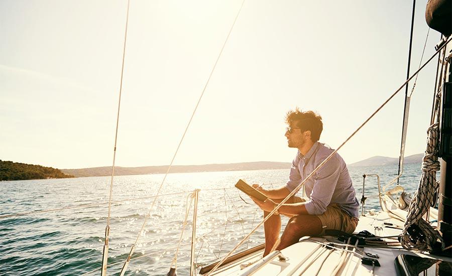 Get Reading: Nine Books for Summer