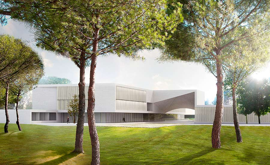 New campus building in Madrid | IESE Business School
