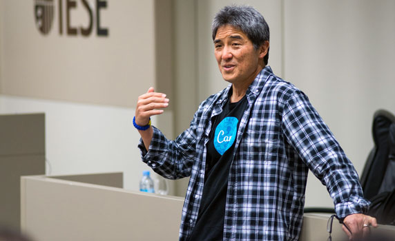 Guy Kawasaki: Forget the Plan, it's all About the Prototype