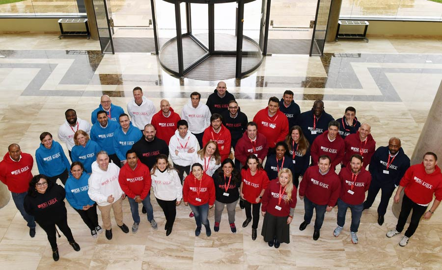 Welcome To Global Executive Mba Class Of 2019 Iese