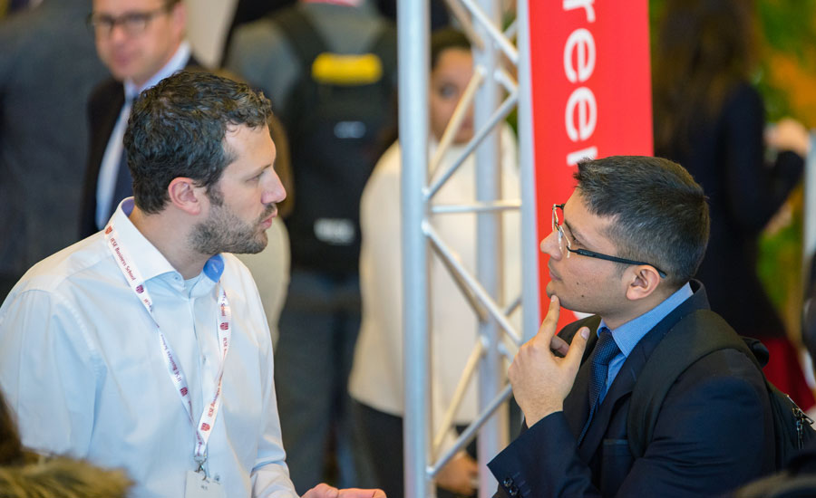 IESE Hosts Its Largest-Ever Career Forum
