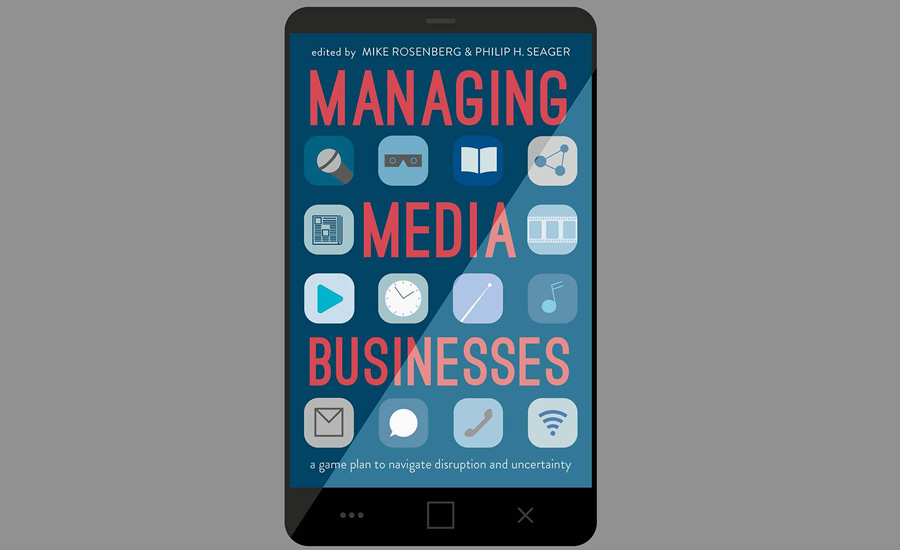 IESE  Managing Media  Book Wins Prestigious Award