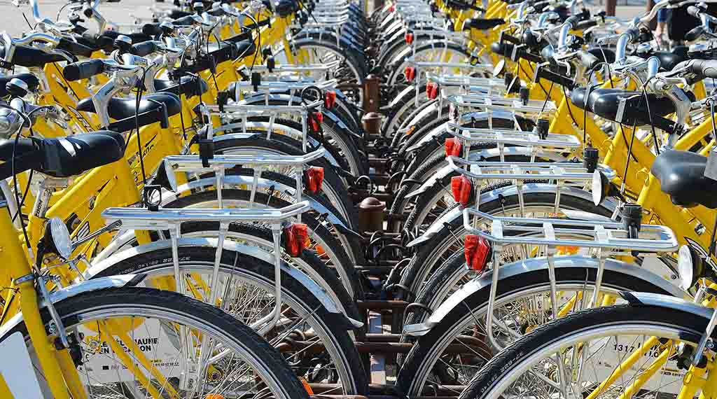 Big returns for bike-sharing