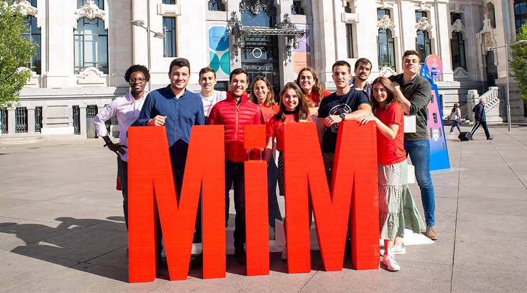 IESE's first Master in Management starts this week in Madrid