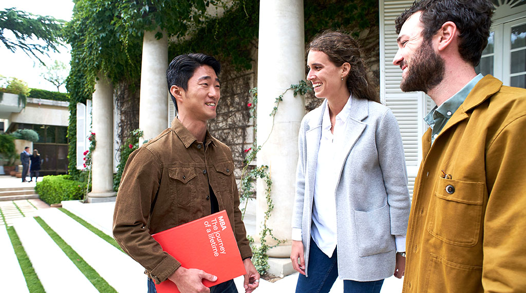 IESE's MBA Ranked No. 3 by Forbes