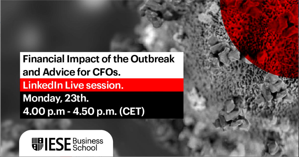 Financial Impact of the Outbreak and Advice for CFOs