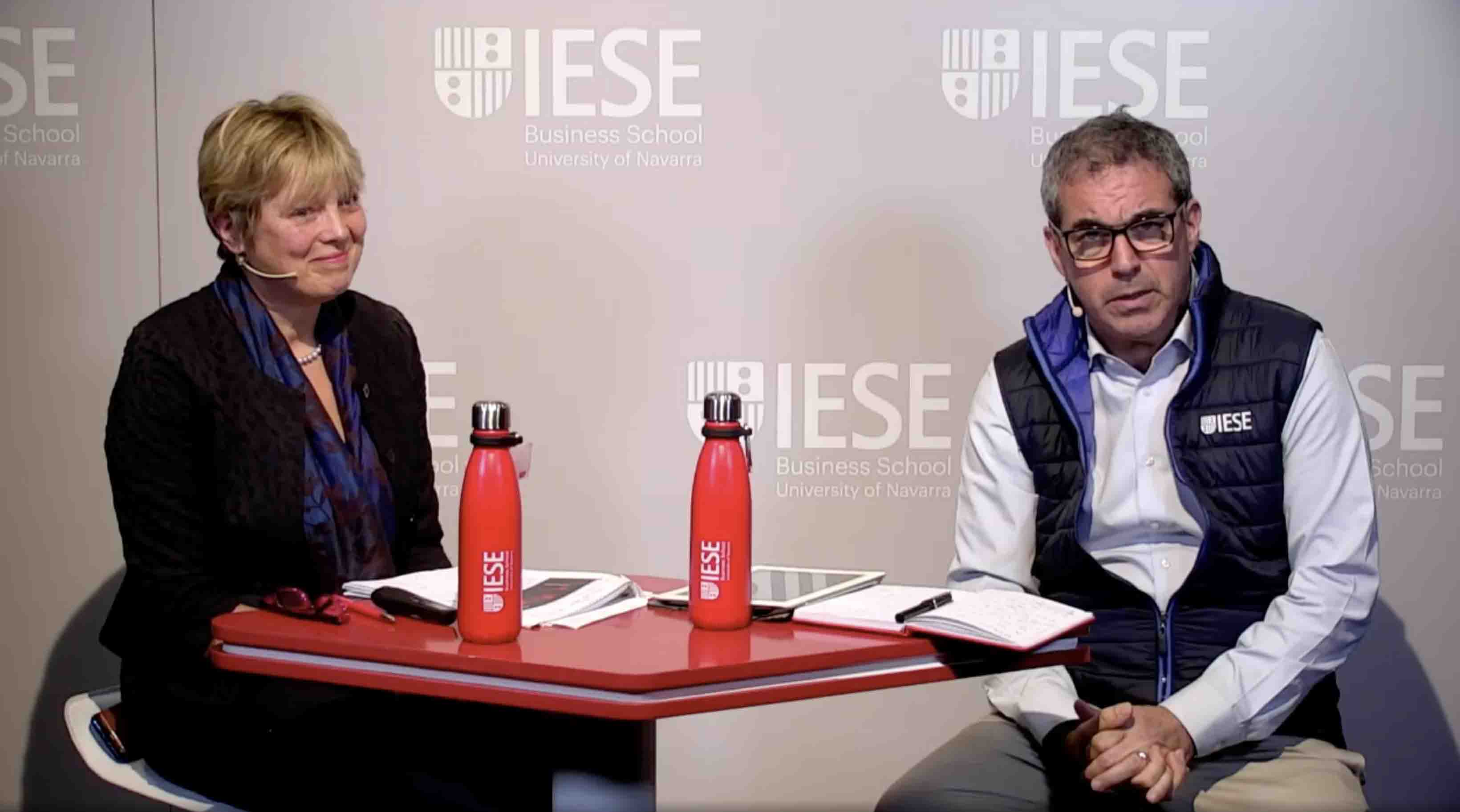 New IESE open-access sessions on coronavirus crisis