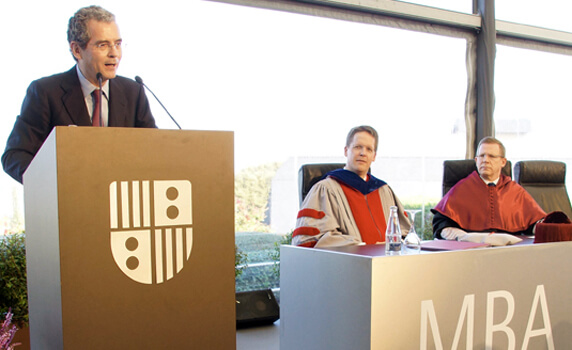 """""""Aim for Excellence, Not Success,"""" urges Inditex CEO"""