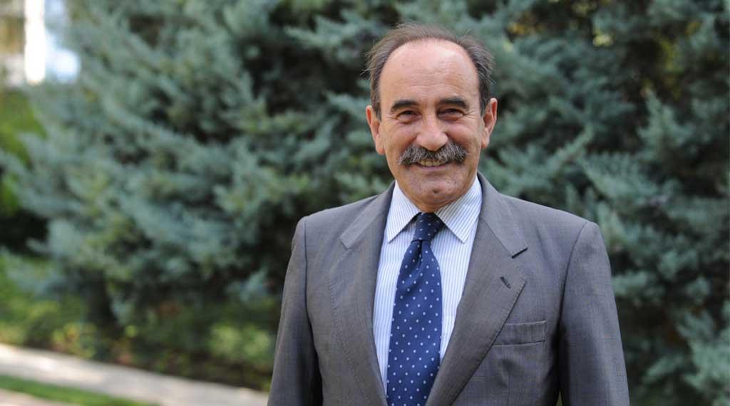 Prof. Luis ManuelCalleja passes away